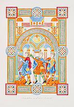 Hefner-Alteneck (Jacob Heinrich von) - Costumes du Moyen-Âge Chrétien,