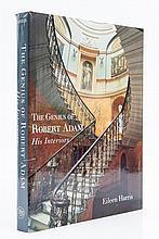 Harris (Eileen) - The Genius of Robert Adam: His Interiors,
