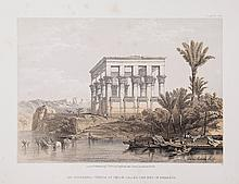 Roberts (David) - A group of 38 plates of Egypt and the Holy Land,