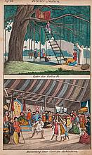 Vollständige Völker-Gallerie in getreuen Abbildungen alleer Nationen...,