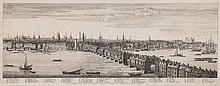 Buck (Samuel and Nathaniel) - [Panorama of London],
