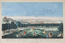 Sayer and others. Publishers . A group of 18th century views of London and...