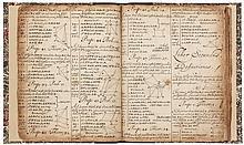 manuscript, in several hands, 46pp., 14pp