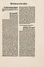 Bottonus (Bernardus) - Casus longi super decretales,