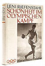 Leni Riefenstahl (1902-2003) - Schönheit im Olympischen Kampf, 1937