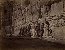 Felix Bonfils (1831-1885) - Souvenir D'Orient, Palestine, 1878