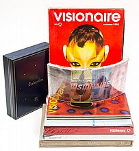 Various artists - A Collection of the Quarterly Magazine Visionaire (1992-1997)