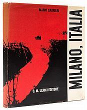 Mario Carrieri (b.1932) - Milano, Italia, 1959