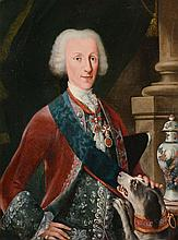 Circle of Sebastiano Ceccarini (1703-1783) - Portrait of Don Luis de Borbón, Infante of Spain (1727-1785)