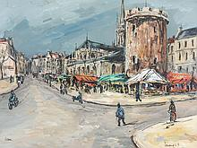 L. P. Robert Lavoine (1916-1999) - Caen