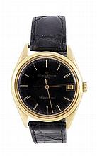 Baume & Mercier, a gentleman's 18 carat gold