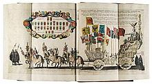 Francquart (Jacques) and Ericius Puteanus. - Pompa Funebris...Alberti Pii, Archiducis Austriae..,