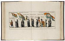 Post (Pieter) and Pieter Nolpe. - Begraeffenisse van Syne Hoogheyt Frederick Henrick,