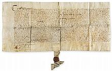 Oxford - .- Assignment of lease by Thomas Foster of London