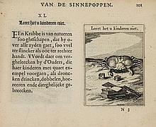 Visscher (Roemer) - Sinnepoppen,