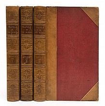 Greece.- Leake -  Travels in the Morea, 3 vol., first edition
