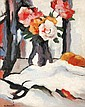 After Francis Campbell Boileau Cadell Still life