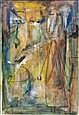 Edgar Hubert (1906-1985) Untitled Four gouache and