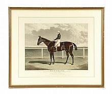 After John Frederick Herring the Elder and H. Hall - Margrave; Rockingham; Elis; Foig-a-Ballagh