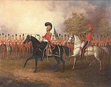Robert Crozier (1815-1891) - Lt. Colonel Thomas Marten, Dragoons