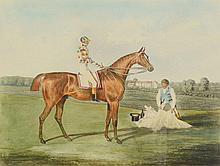 After John Frederick Herring the Elder - Winning Horses of the Great St. Leger Stakes, Doncaster