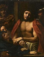 Follower of Correggio (1489-1534) - Christ presented to the People (Ecce Homo)