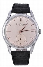 Girard-Perregaux, a gentleman's stainless steel
