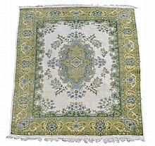 A Kashmir carpet, approximately 372cm x 277cm