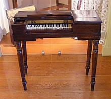A child's square piano by Robert Marquis, probably London, circa 1810