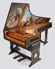 A single-manual harpsichord by Joaquim José Antunes, Lisbon, 1785