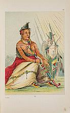 Catlin (George) - The Manners, Customs, and Condition of the North American Indians,
