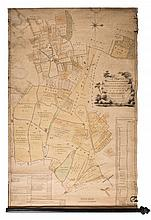 Warren A Survey of Sexton's Hall Farm, with its Sheep Walk Lying in the...