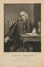 Boswell (James) - The Life of Samuel Johnson, LL.D.,