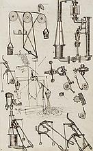 .- Hazeldine & Rastrick Engines. Common Place Book, autograph manuscript