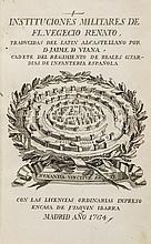 Military.- Vegetius Renatus (Flavius) - Instituciones Militares,