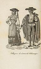 Breton de la Martiniere (Jean Baptiste Joseph) - L'Espagne et le Portugal,