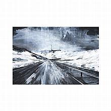 Mark Thompson Falter Oil on canvas 158cm x 229cm Please note