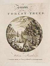 Boutcher (William) - A Treatise on Forest-Trees,