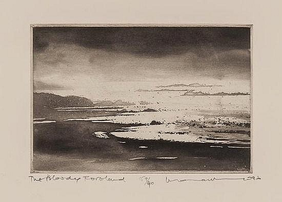 Norman Ackroyd (b.1938) The Bloody Foreland,