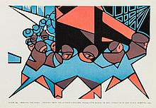 Claude Flight (1881-1955) - Lino-cuts
