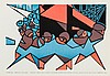 Claude Flight (1881-1955) - Lino-cuts