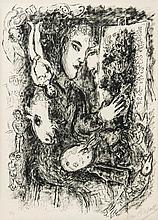 Marc Chagall (1887-1985) - Inspiration (m.837)