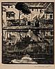 Ian Macnab (1890-1967) - The River Auray