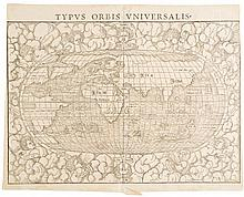 Munster (Sebastian) - Typus Orbis Universalis,