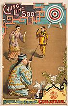 CHUNG LING SOO, Marvellous Chinese Conjurer