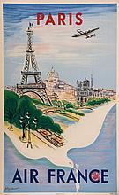 MANSET, REGIS - AIR FRANCE, Paris