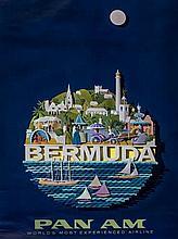 AMEIJIDE, Ray - BERMUDA, Pan Am