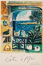 PICASSO, Pablo (1881-1973) - CÔTE D'AZUR
