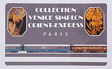 FIX-MASSEAU, Pierre - COLLECTION VENICE SIMPLON ORIENT-EXPRESS, PARIS