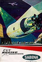 EYNDE, Van Der G - SABENA, Fly BOEING